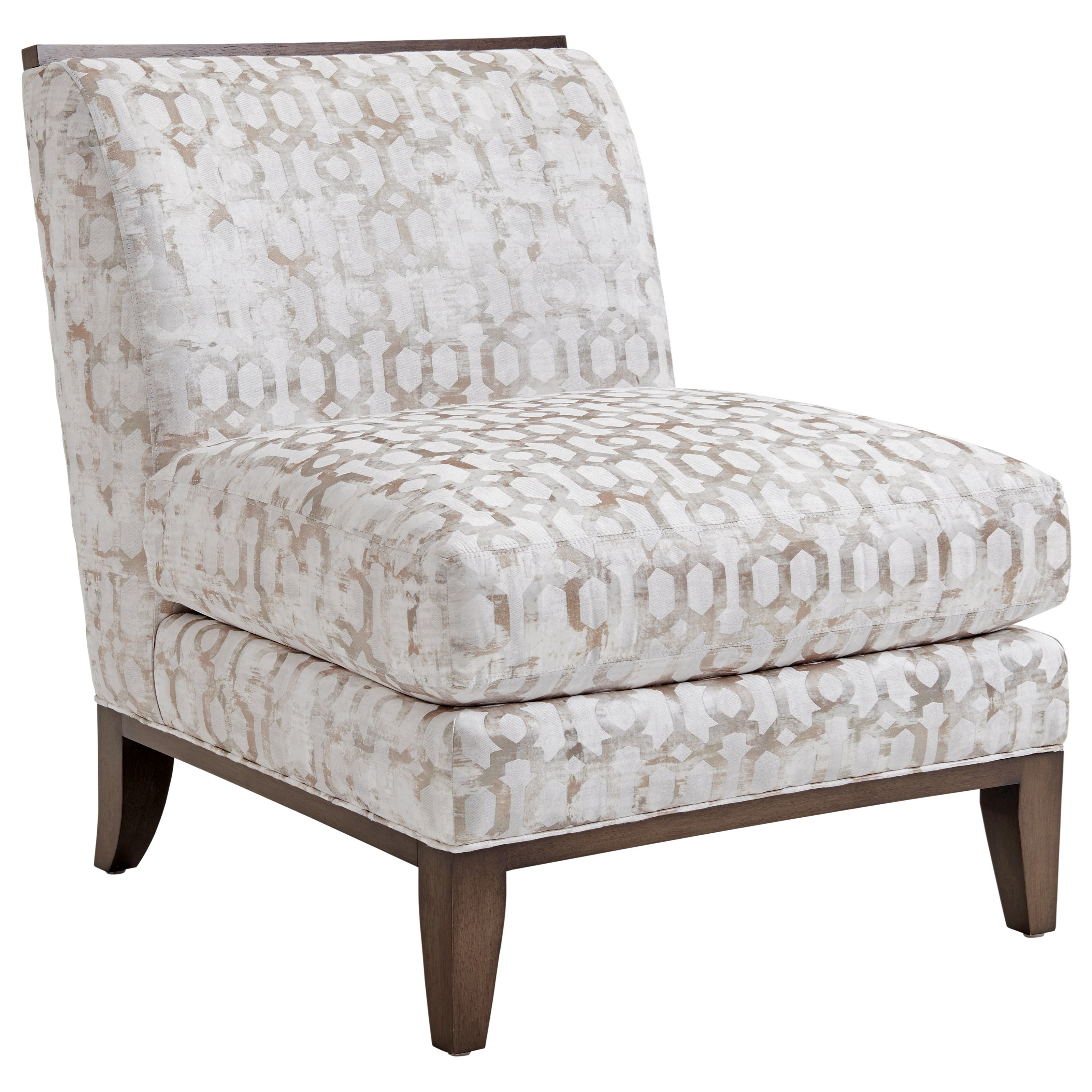 MacArthur Park Branford Armless Chair by Lexington at Jacksonville Furniture Mart