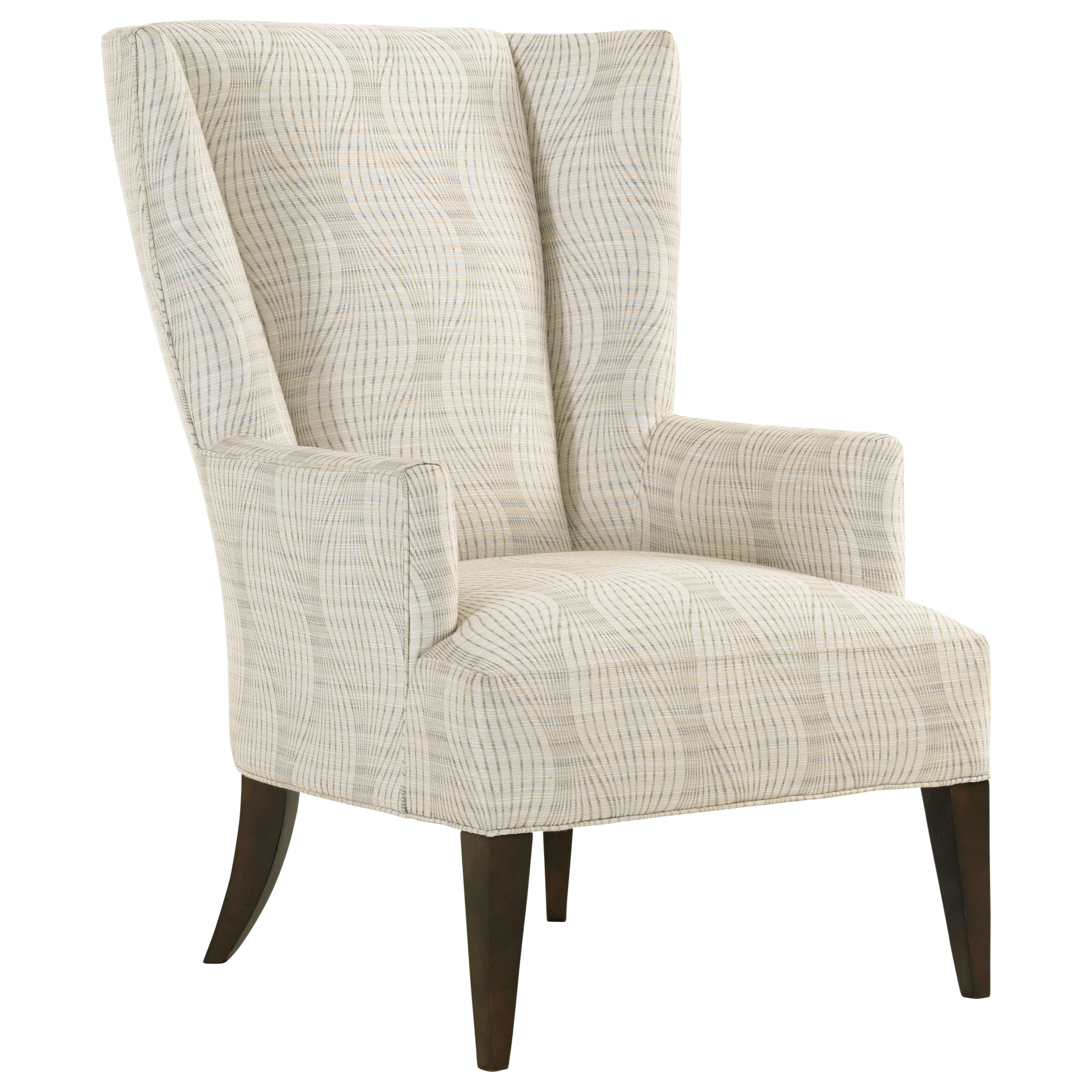 MacArthur Park Brockton Wing Chair by Lexington at Baer's Furniture