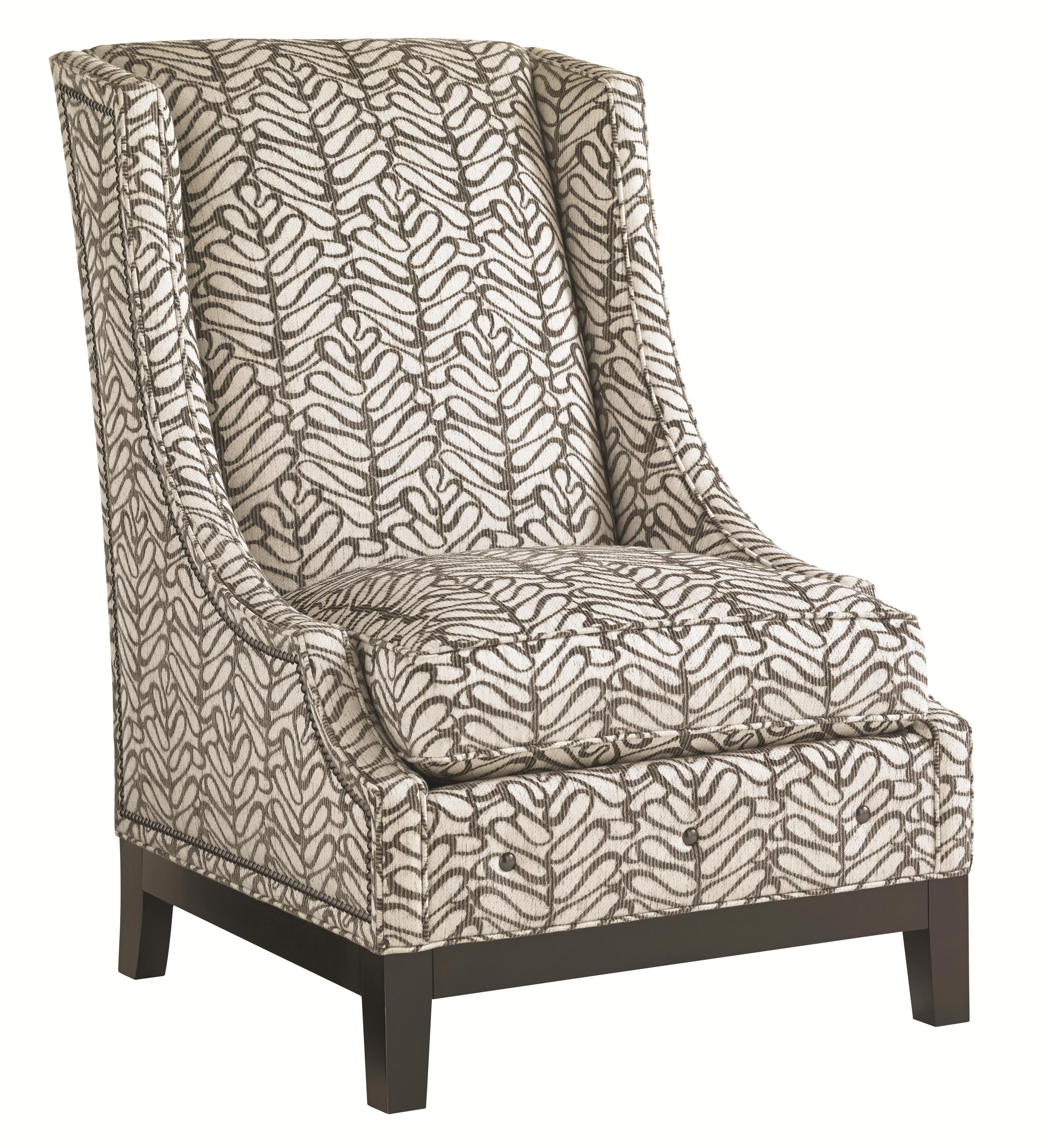 Mirage Ava Wing Chair by Lexington at Baer's Furniture