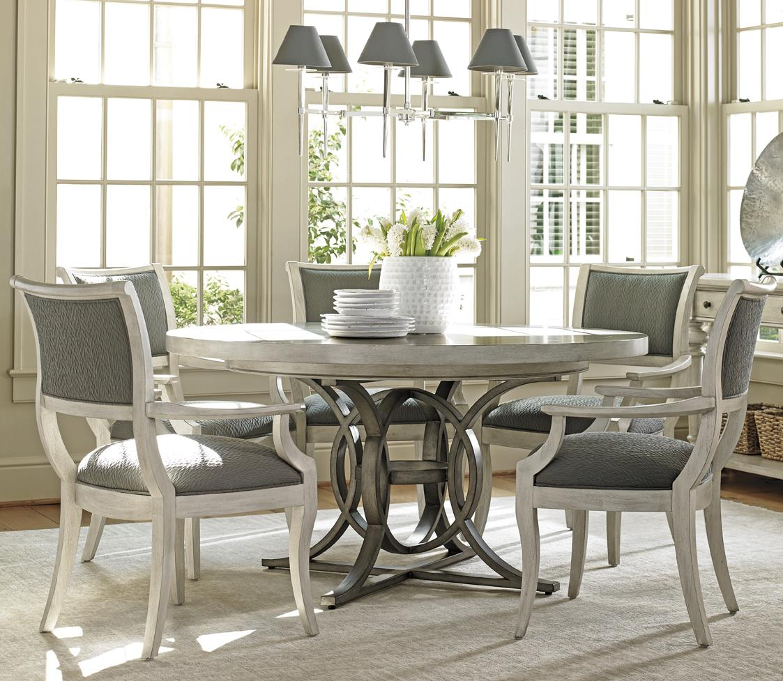 Oyster Bay 6 Pc Dining Set by Lexington at Baer's Furniture