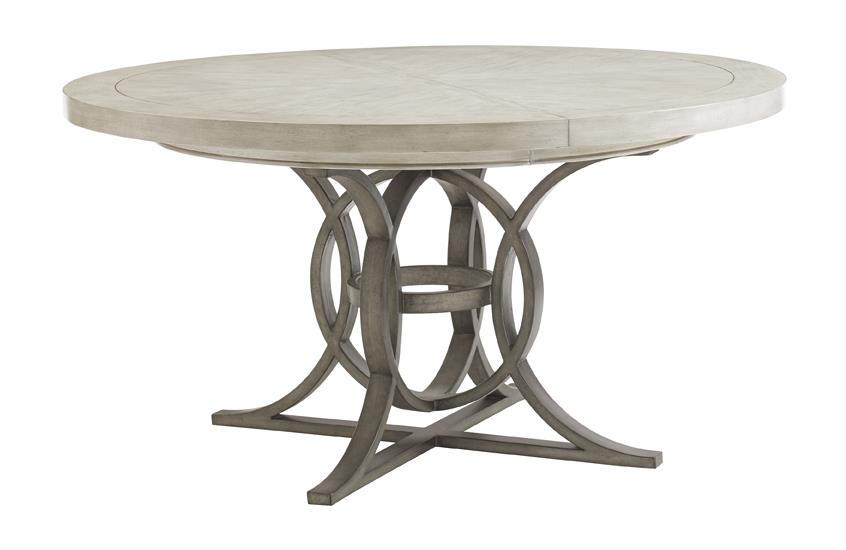 Oyster Bay CALERTON ROUND DINING TABLE by Lexington at Fisher Home Furnishings