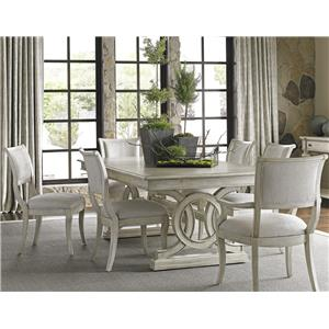 Lexington Oyster Bay 7 Pc Dining Set