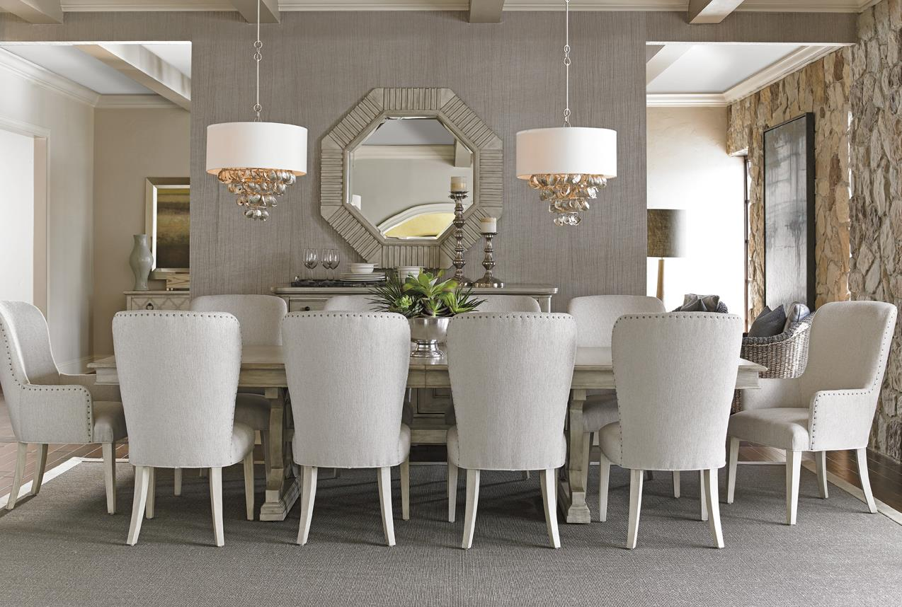 Oyster Bay 11 Pc Dining Set by Lexington at Baer's Furniture