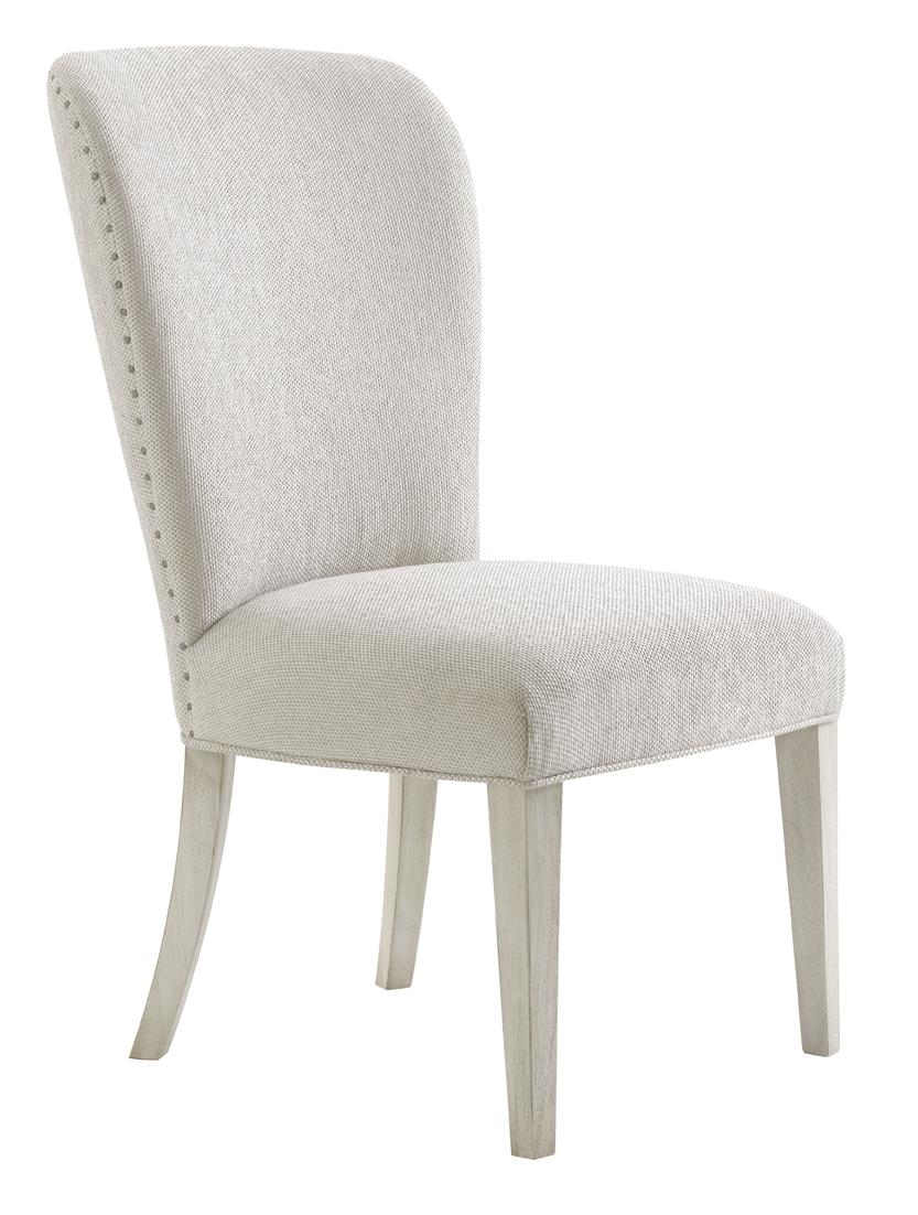 Oyster Bay BAXTER UPHOLSTERED SIDE CHAIR by Lexington at Baer's Furniture