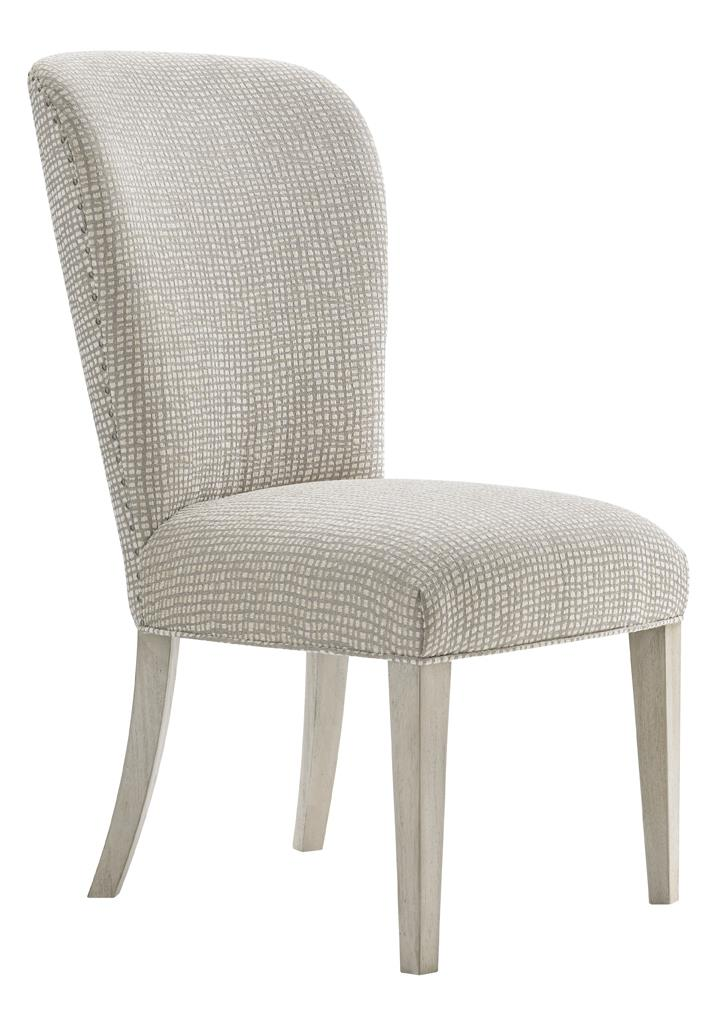 Oyster Bay BAXTER SIDE CHAIR  by Lexington at Johnny Janosik