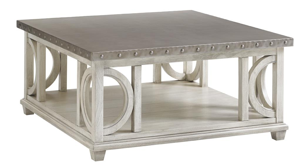 Oyster Bay LITCHFIELD COCKTAIL TABLE by Lexington at Fisher Home Furnishings