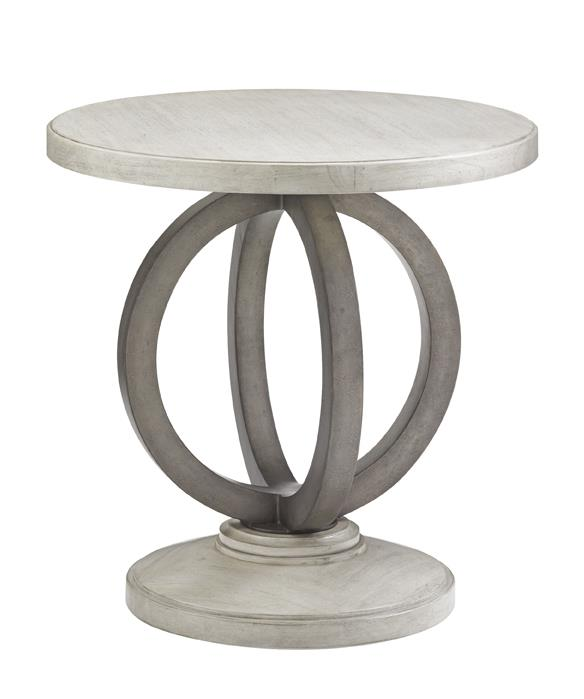 Oyster Bay HEWLETT SIDE TABLE by Lexington at Baer's Furniture
