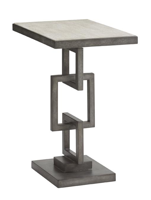 Oyster Bay DEERWOOD SIDE TABLE by Lexington at Fisher Home Furnishings