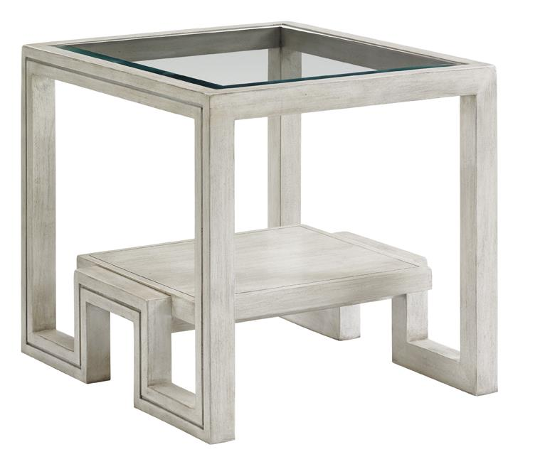 Oyster Bay HARPER END TABLE by Lexington at Baer's Furniture