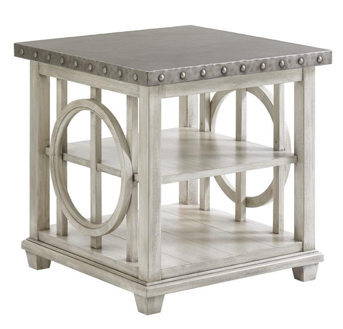 Oyster Bay LEWISTON END TABLE by Lexington at Baer's Furniture