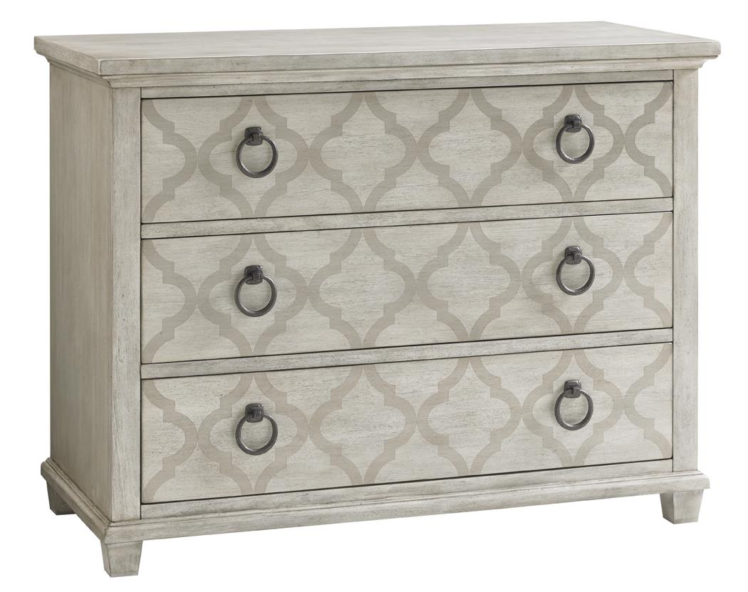 Oyster Bay BROOKHAVEN HALL CHEST by Lexington at Baer's Furniture