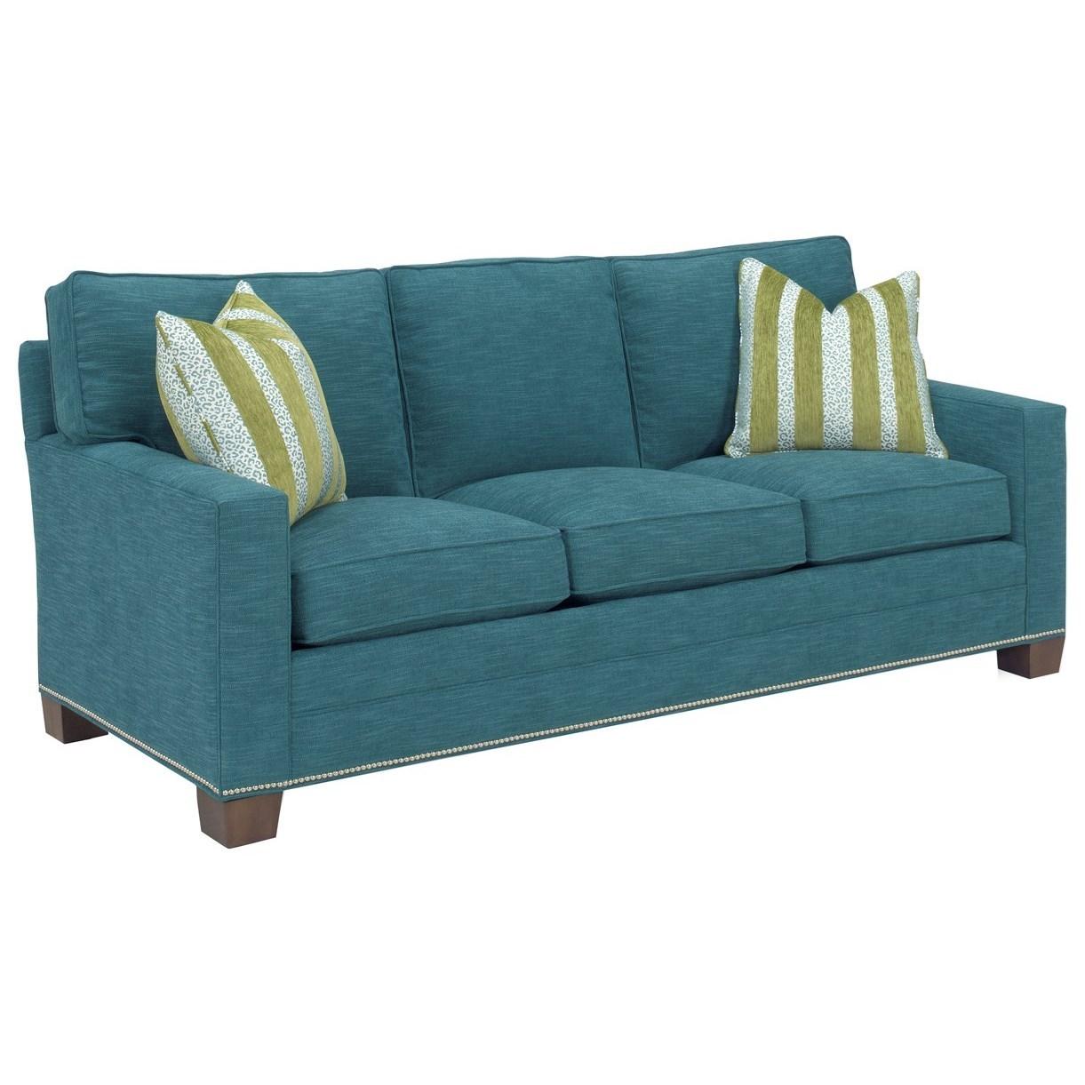 Personal Design Series Bristol Customizable Sofa by Lexington at Baer's Furniture