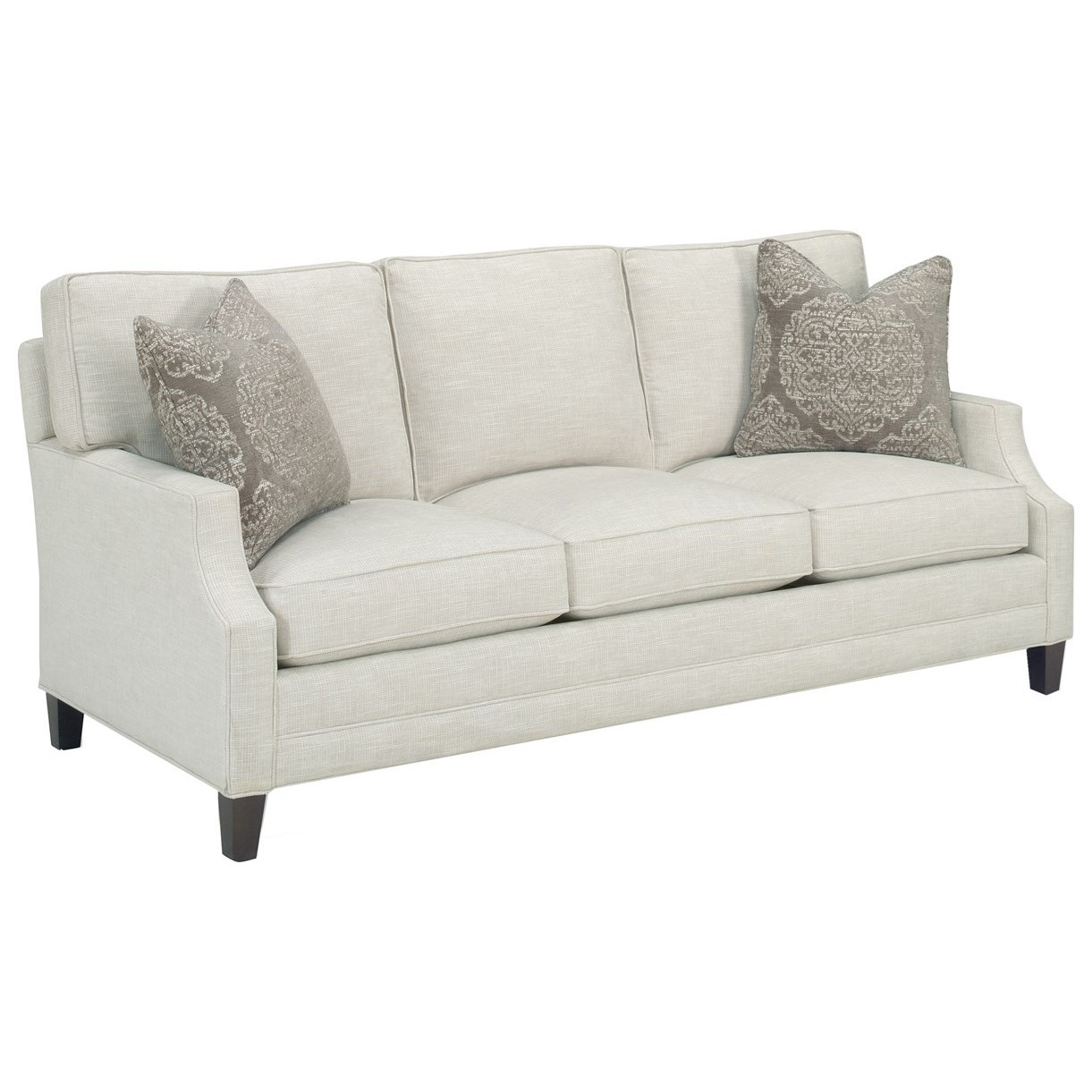 Personal Design Series Bristol Customizable Sofa by Lexington at Baer's Furniture
