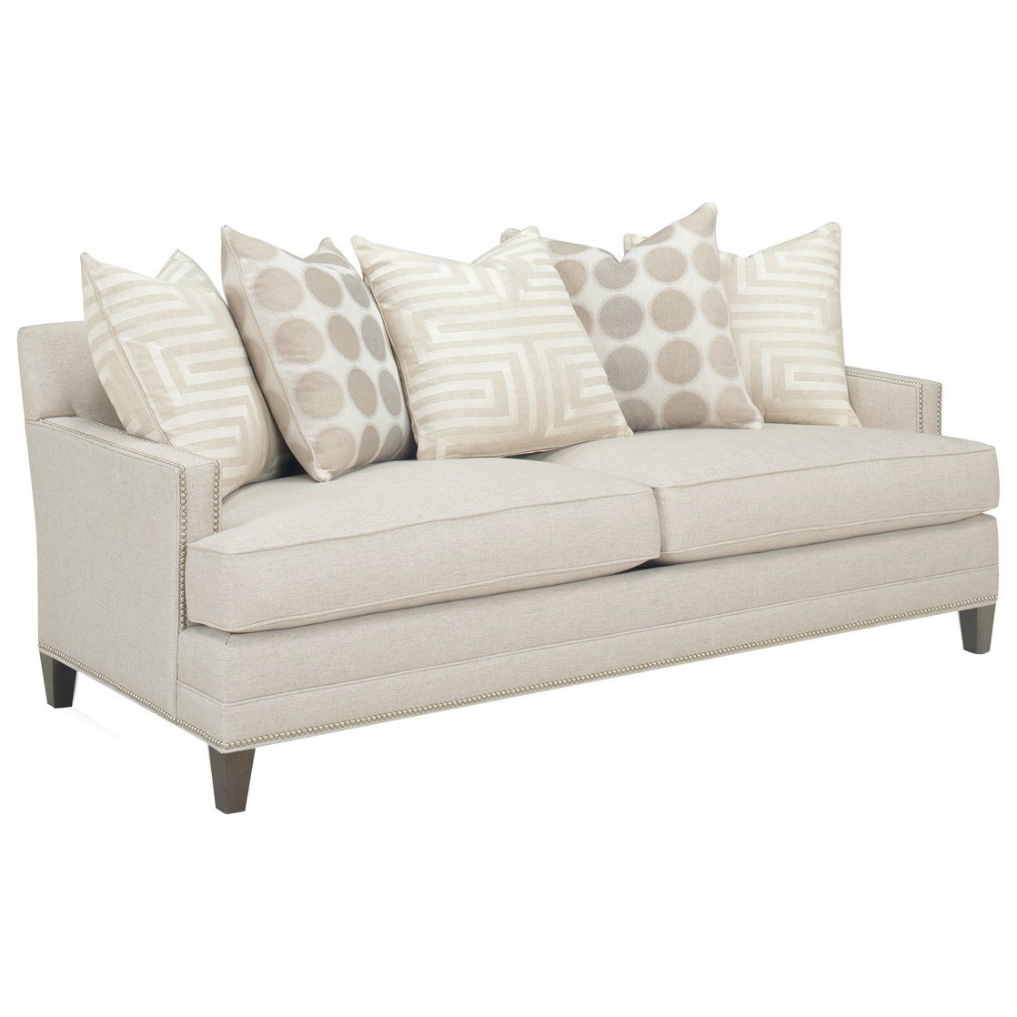 Personal Design Series Tanner Customizable Sofa by Lexington at Baer's Furniture
