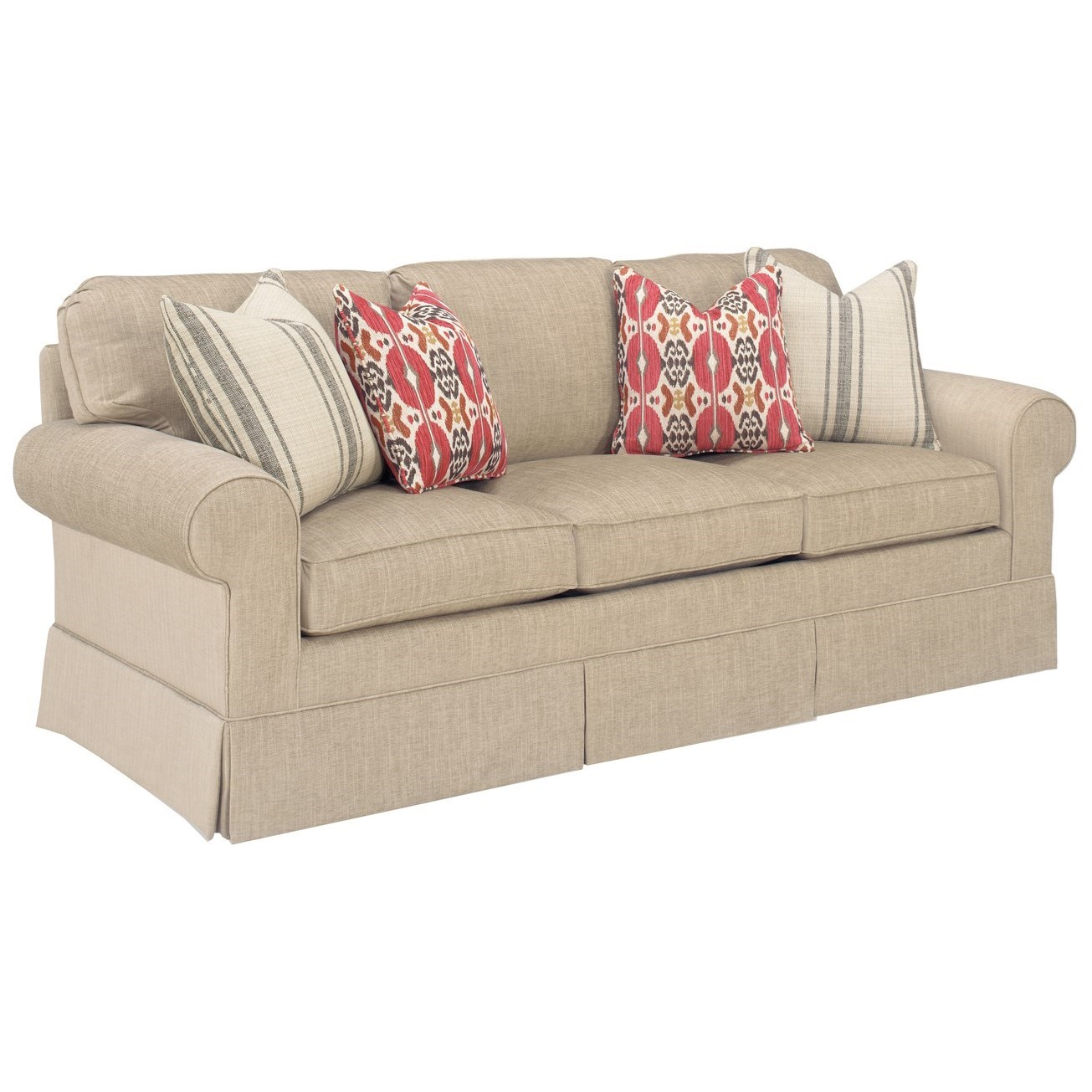 Personal Design Series Bedford Customizable Sleeper Sofa by Lexington at Baer's Furniture