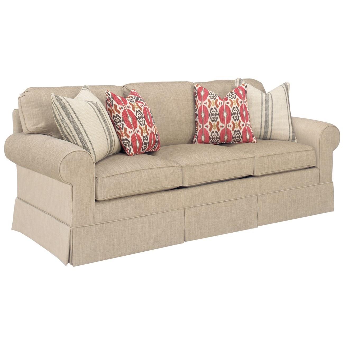 Personal Design Series Bedford Customizable Sleeper Sofa by Lexington at Johnny Janosik