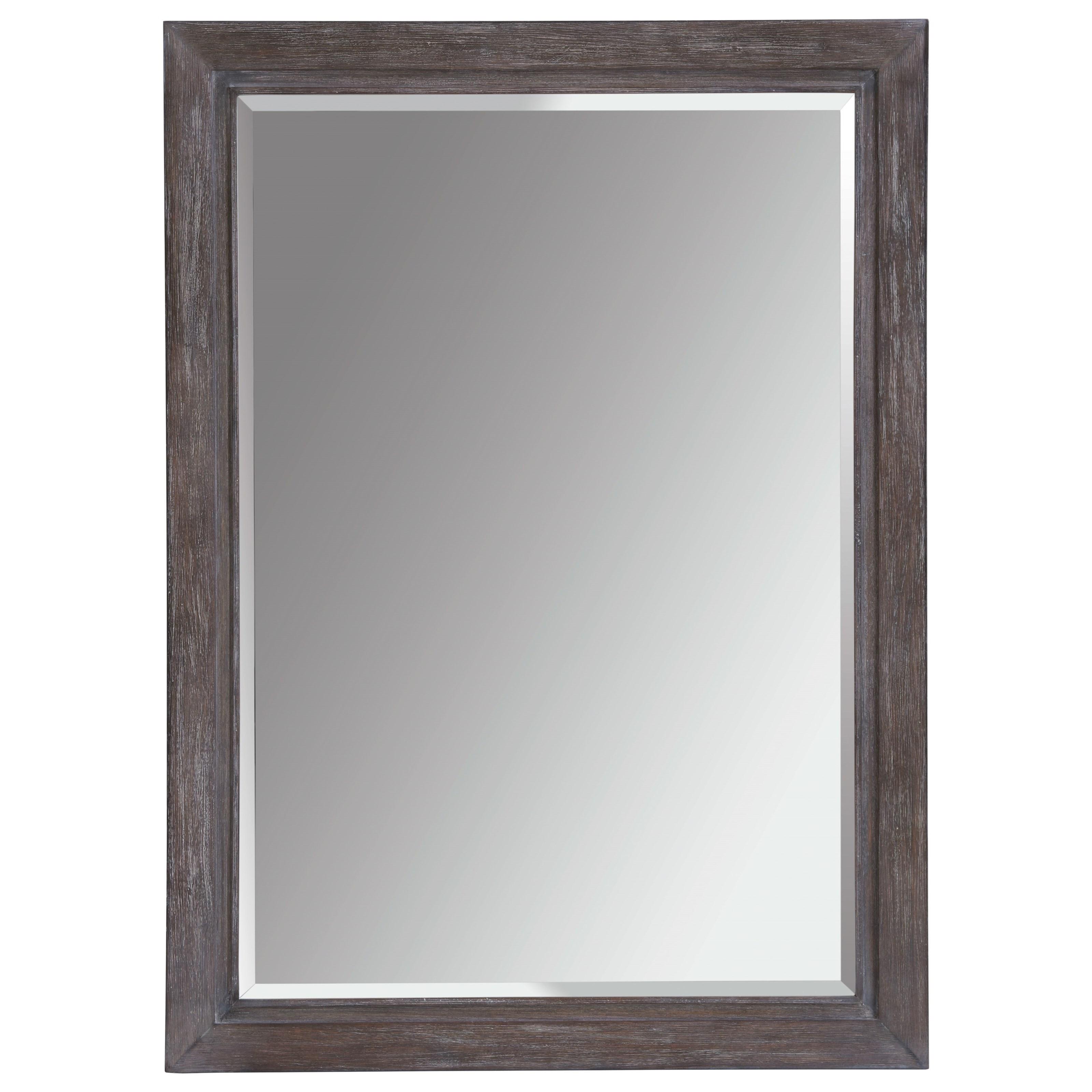 Santana Solana Rectangular Mirror by Lexington at Baer's Furniture