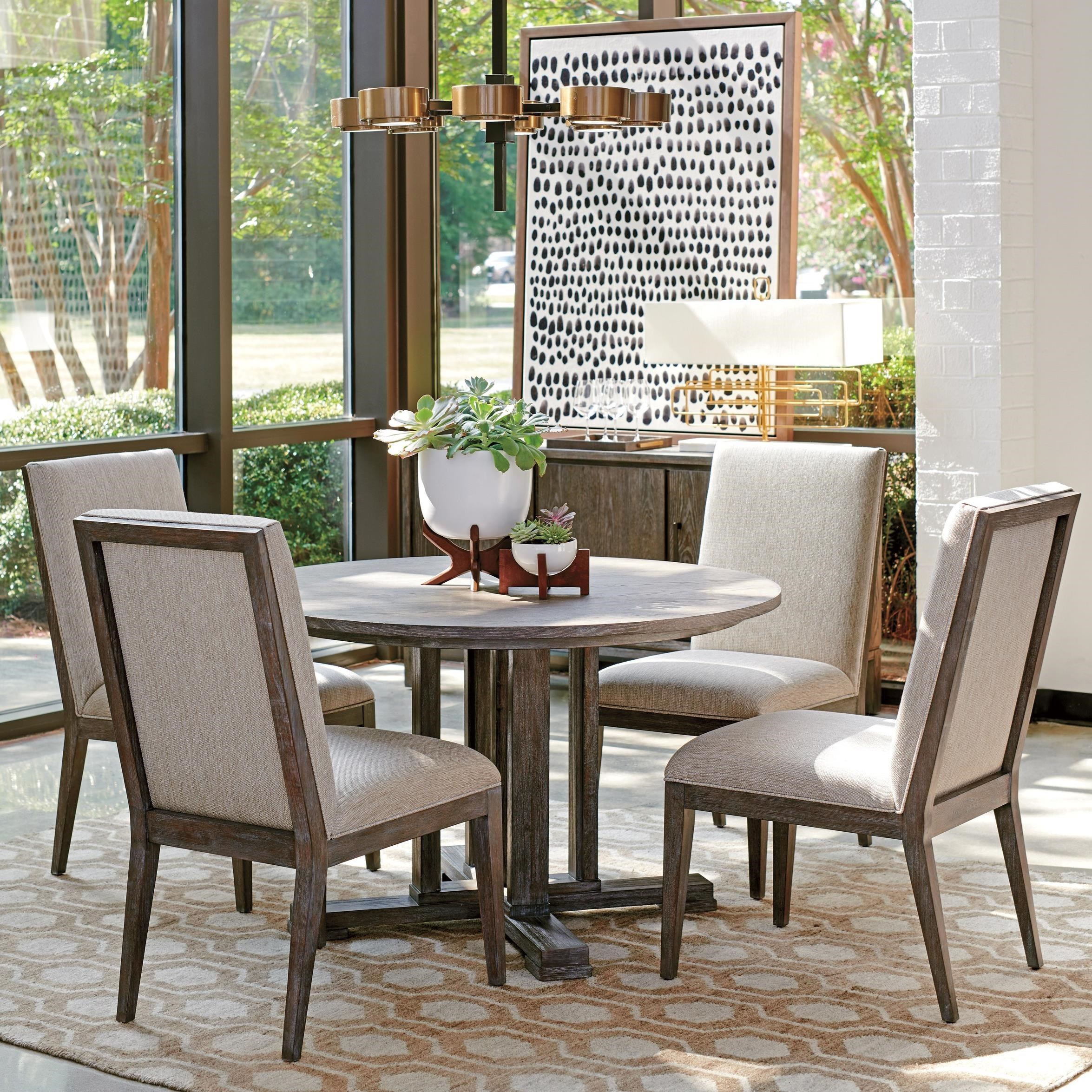 Santana 5 Pc Dining Set by Lexington at Baer's Furniture