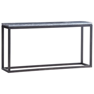 Proximity Console Table with Marble Top