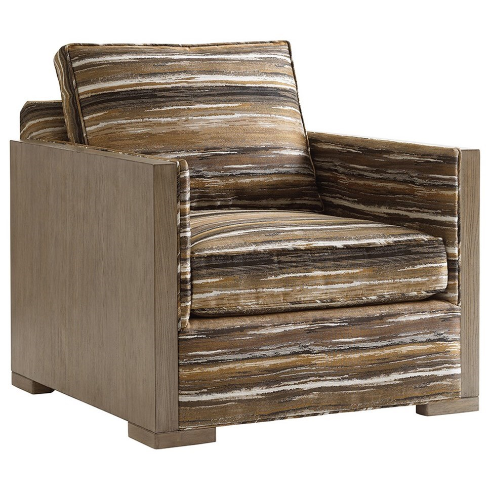 Shadow Play Delshire Chair by Lexington at Jacksonville Furniture Mart