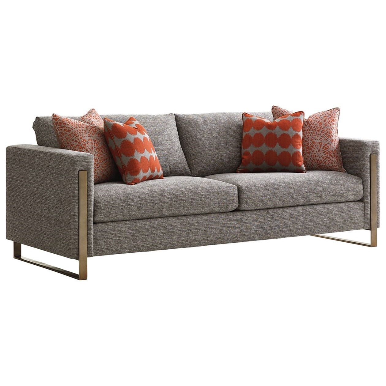 Shadow Play Nob Hill Sofa by Lexington at Jacksonville Furniture Mart