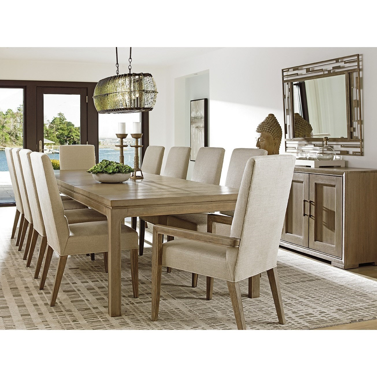 Shadow Play Dining Room Group by Lexington at Johnny Janosik