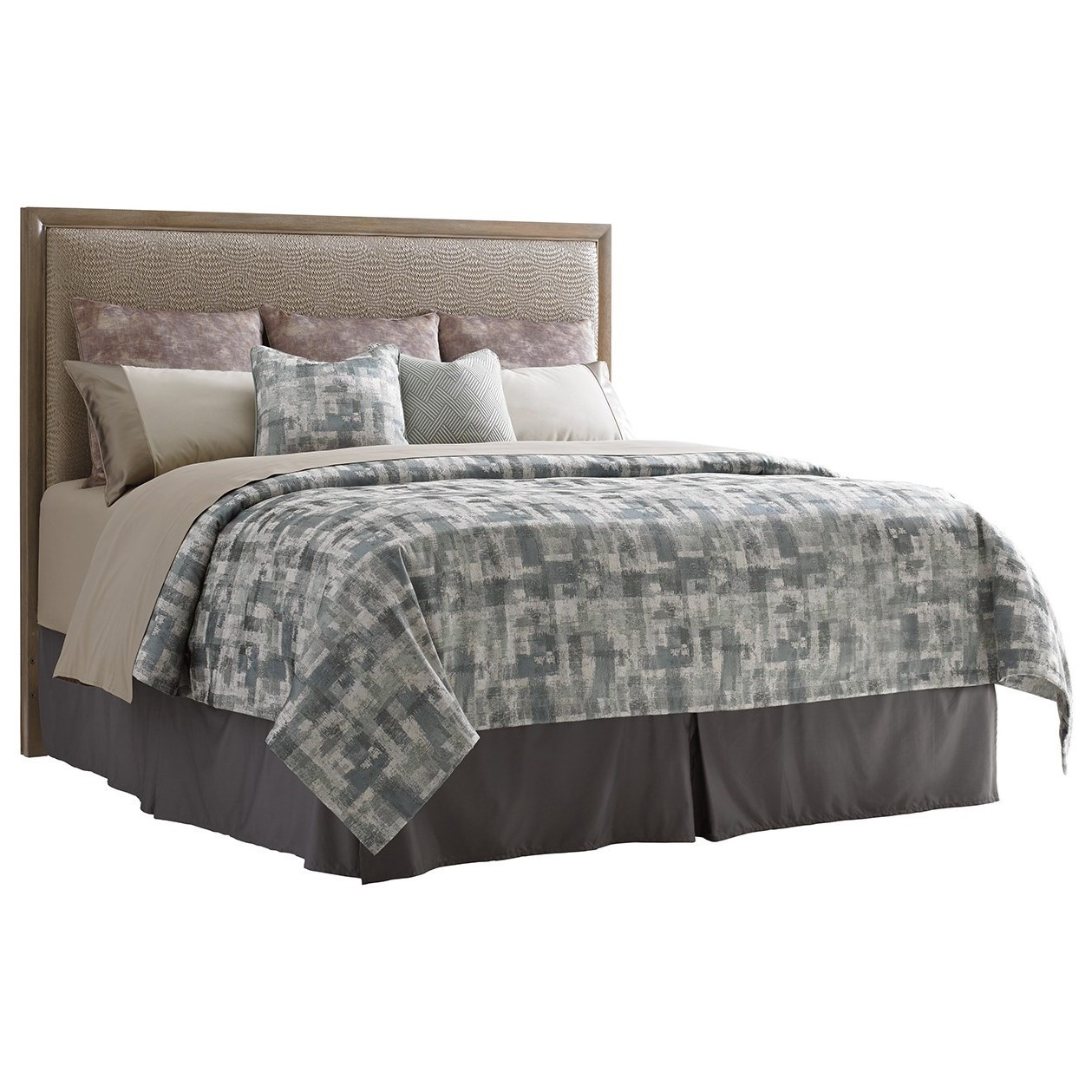 Shadow Play Uptown Panel Bed Headboard 6/0 Cali King by Lexington at Johnny Janosik