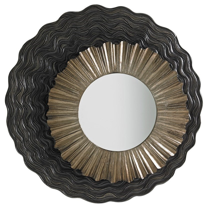 Shadow Play Simone Mirror by Lexington at Baer's Furniture