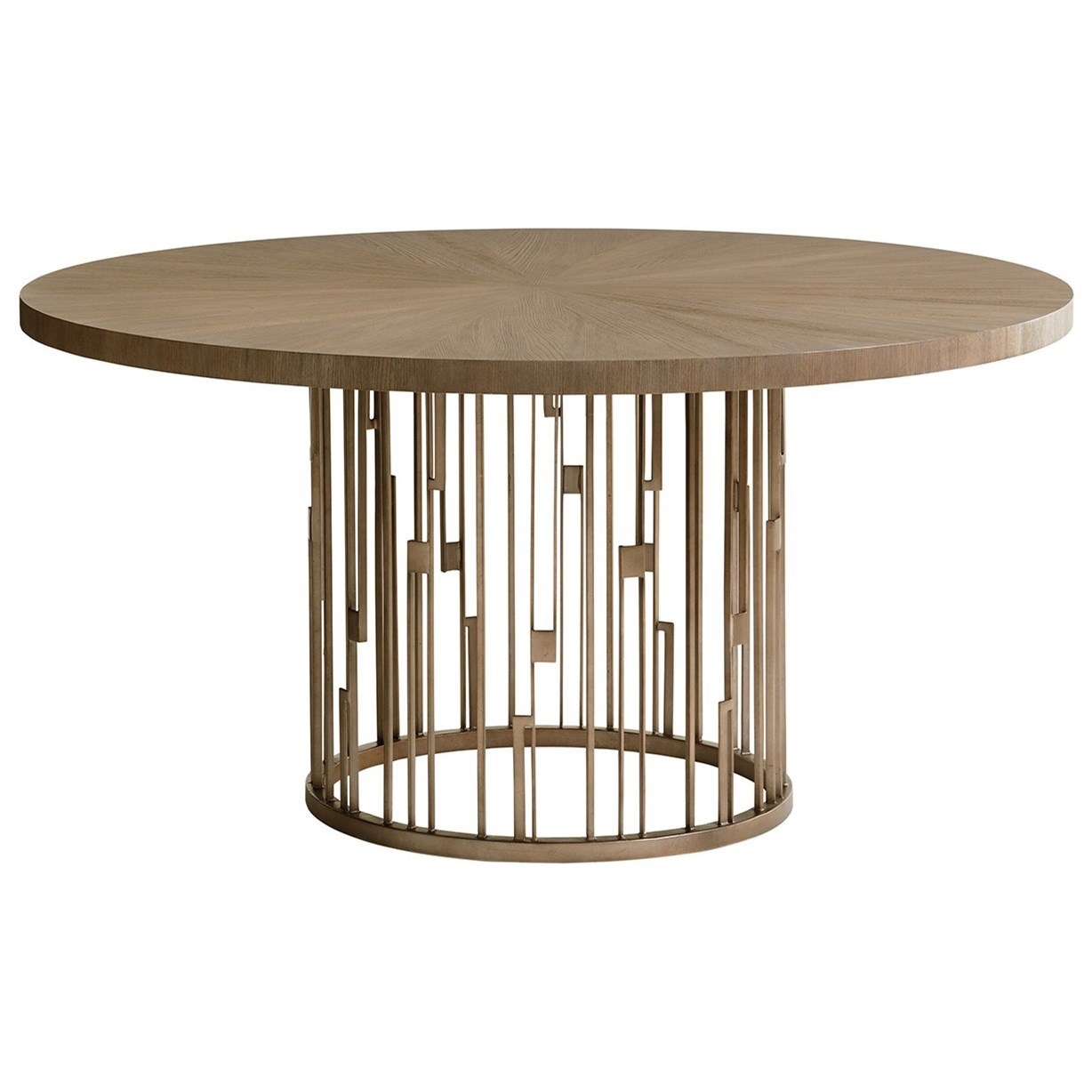 Shadow Play Rendezvous Dining Table by Lexington at C. S. Wo & Sons California