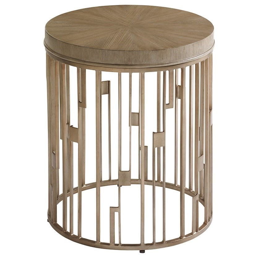 Shadow Play Studio Accent Table by Lexington at C. S. Wo & Sons Hawaii