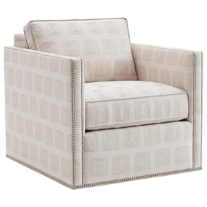Hinsdale Swivel Chair
