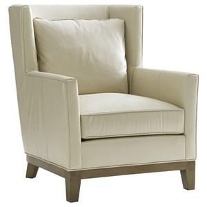 Atlas Wing Chair