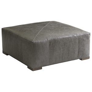 Melina Square Cocktail Ottoman
