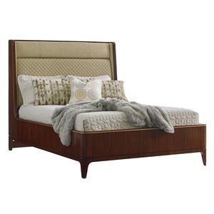 Empire Platform Bed 5/0 Queen
