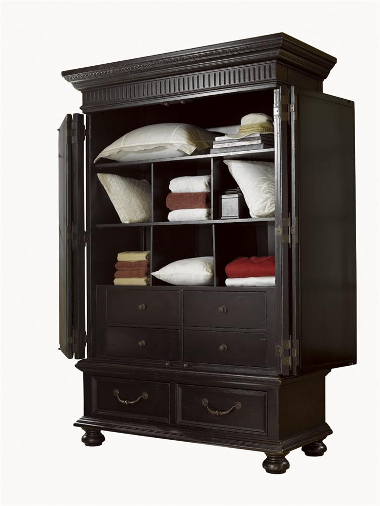 Kingstown Trafalgar Armoire by Tommy Bahama Home at Baer's Furniture