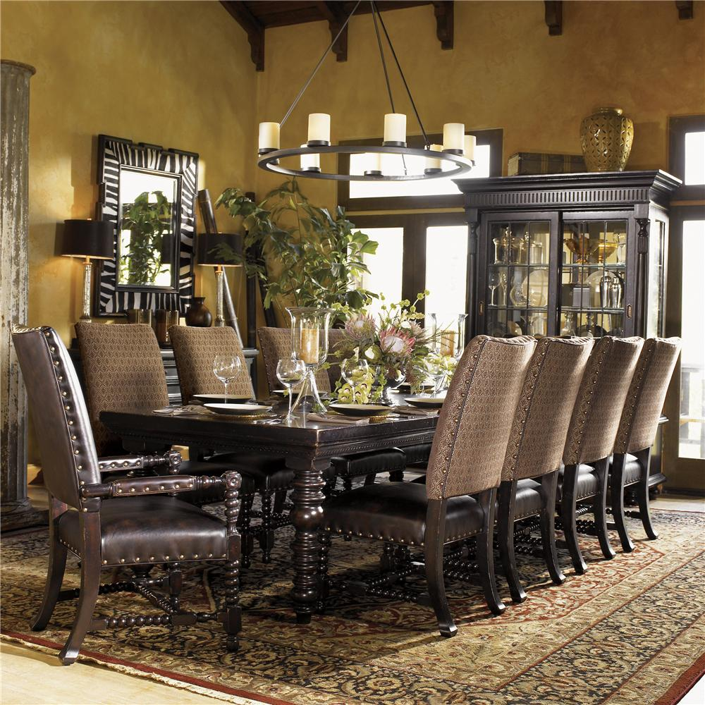 Kingstown Pembroke Rectangular Dining Table by Tommy Bahama Home at Baer's Furniture