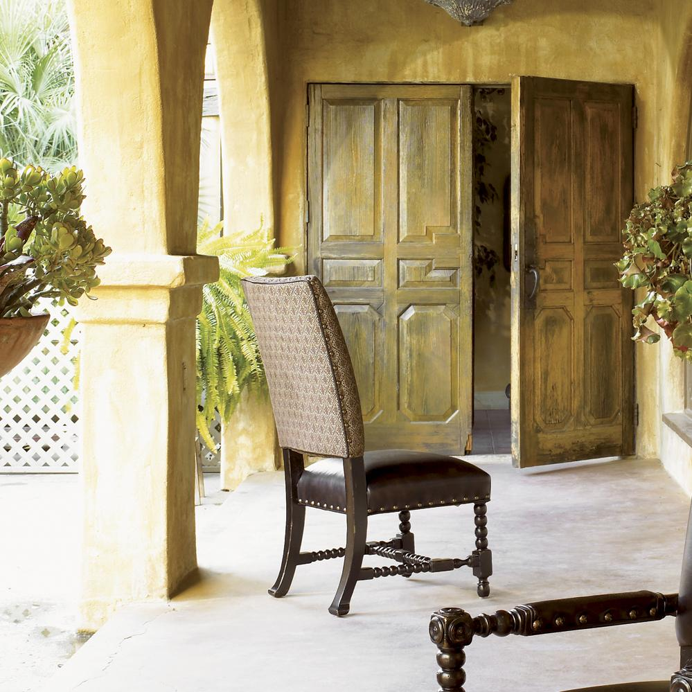 Kingstown Edwards Side Chair by Tommy Bahama Home at Baer's Furniture
