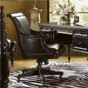 Tommy Bahama Home Kingstown Admiralty Desk Chair