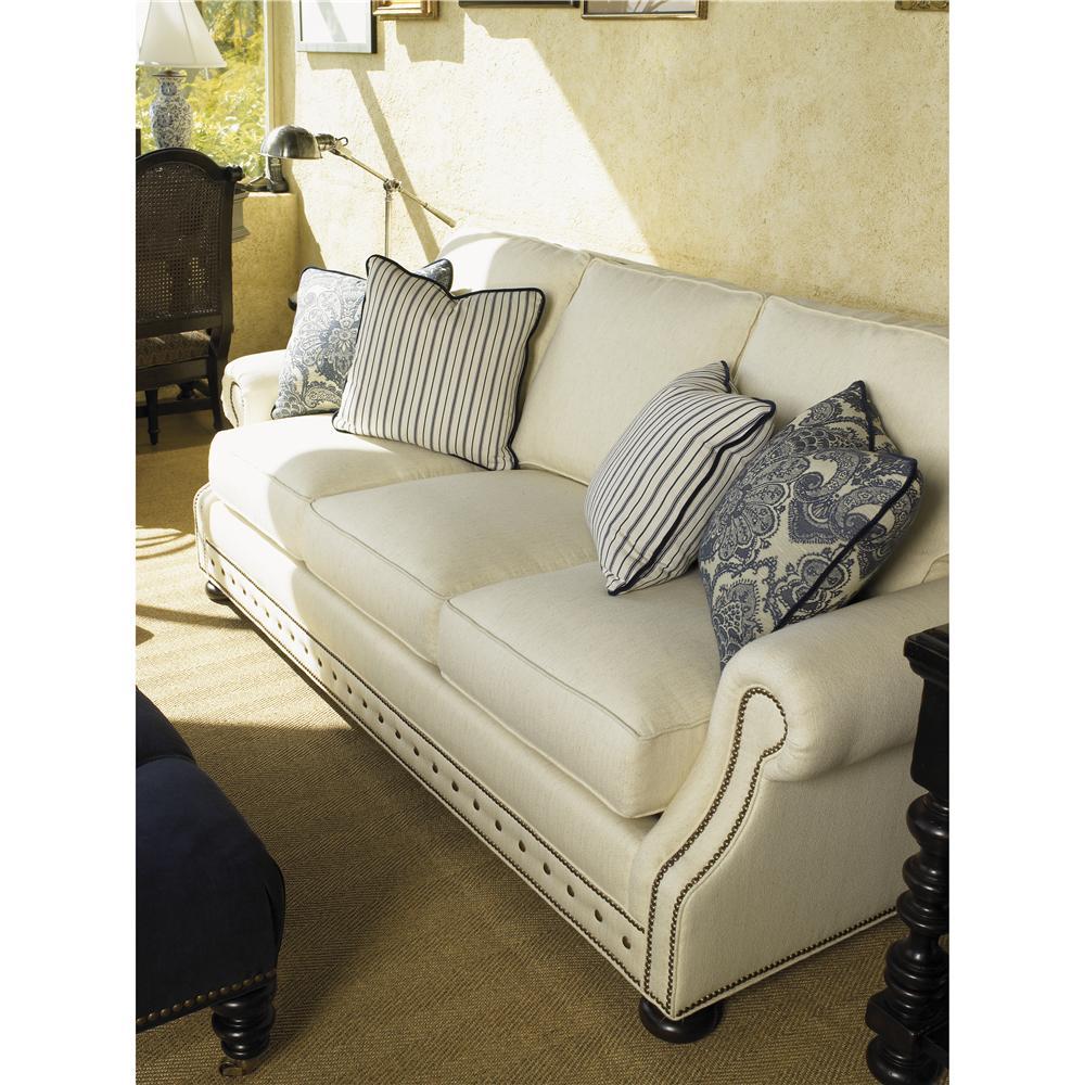 Kingstown Osbourne Sofa by Tommy Bahama Home at Baer's Furniture