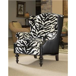 Tommy Bahama Home Kingstown Wells Wing Chair