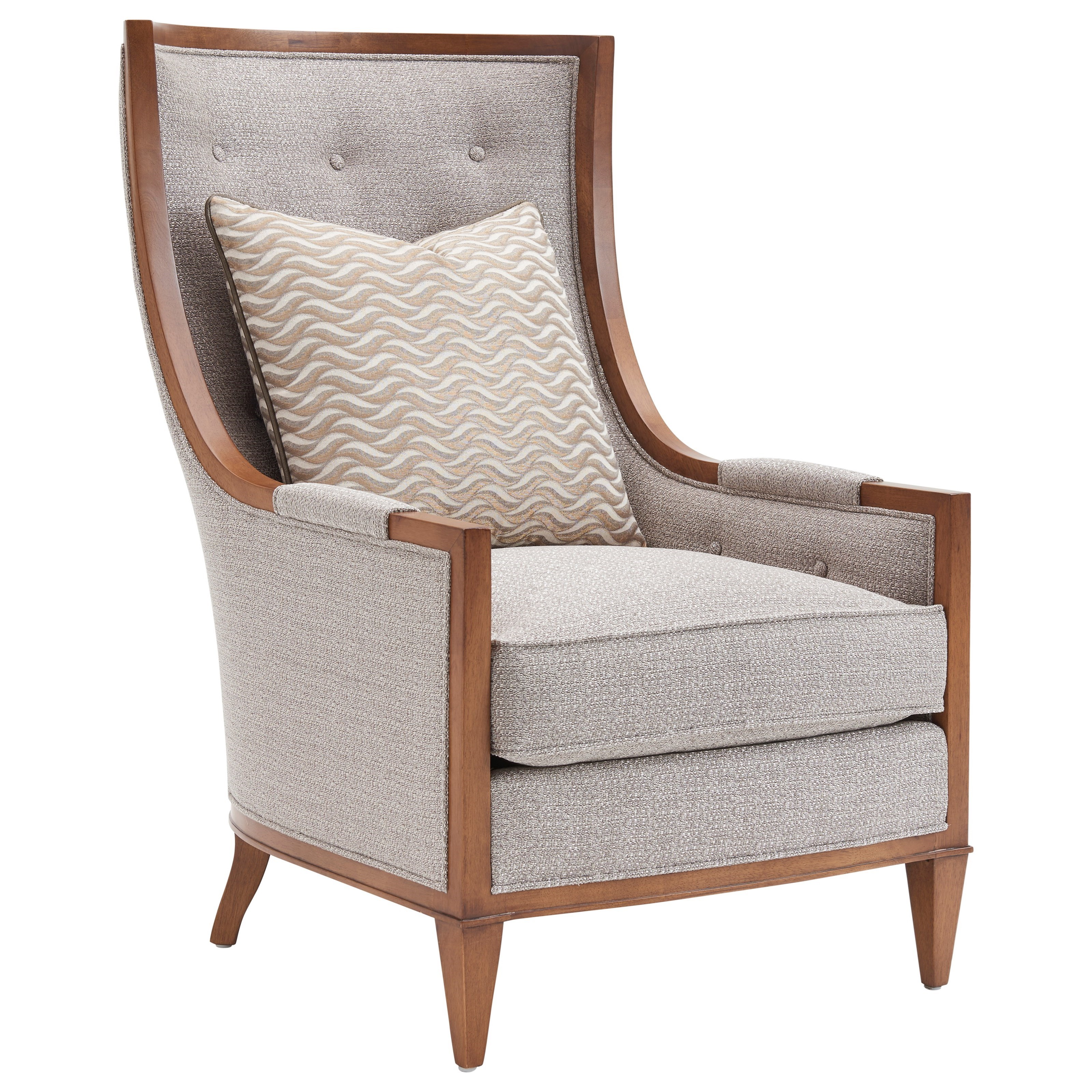 Tower Place Greenwood Chair by Lexington at Johnny Janosik
