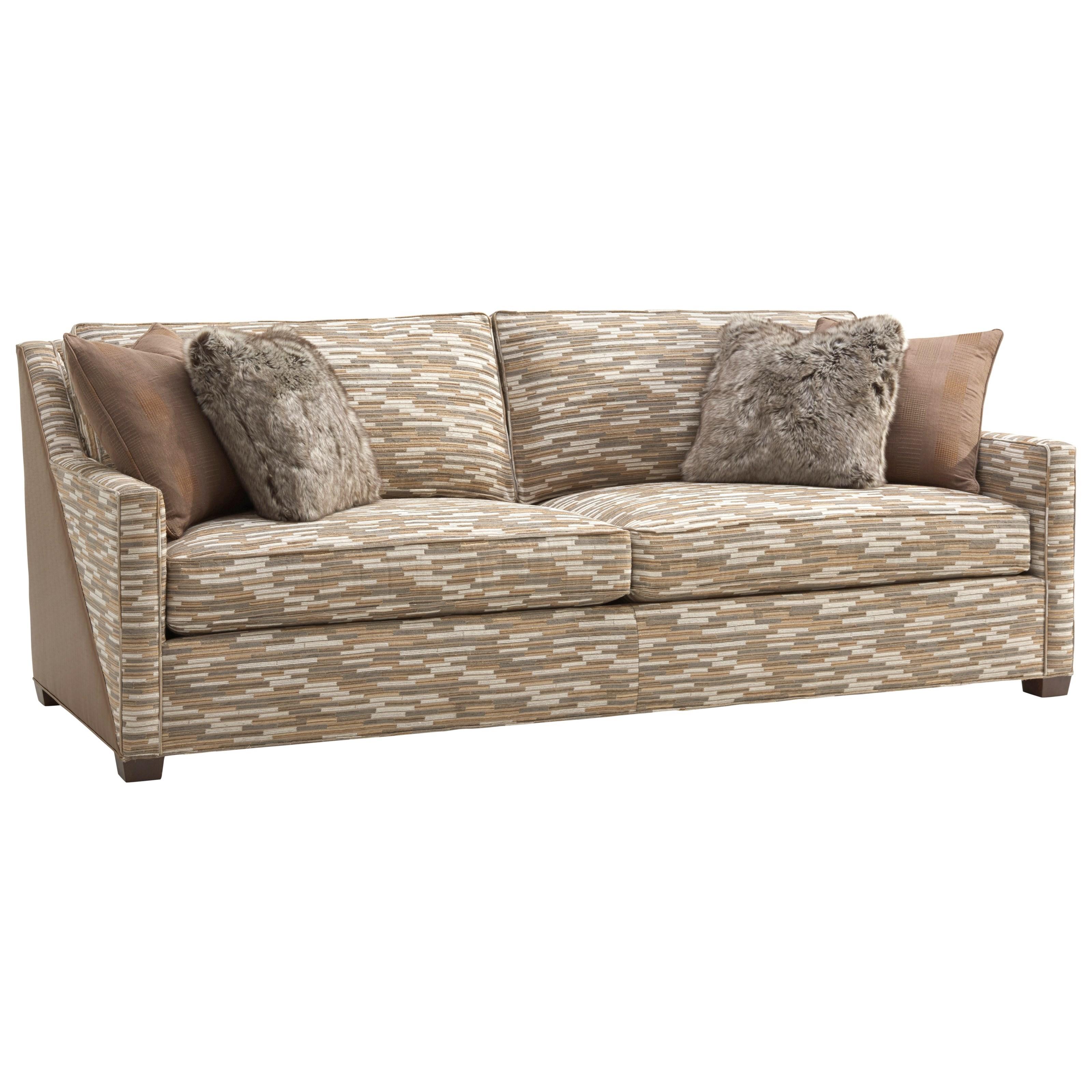 Zavala Wright Sofa by Lexington at Stuckey Furniture