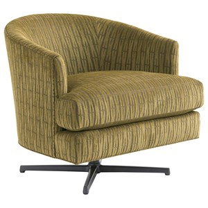 Graves Swivel Chair (Charcoal)