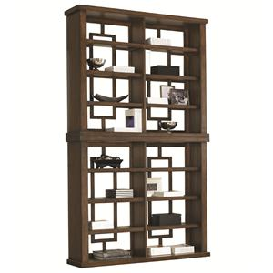 Lexington 11 South Two Unit Synergy Stacking Hutch