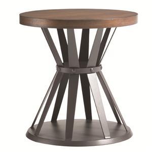 Lexington 11 South Profile Lamp Table