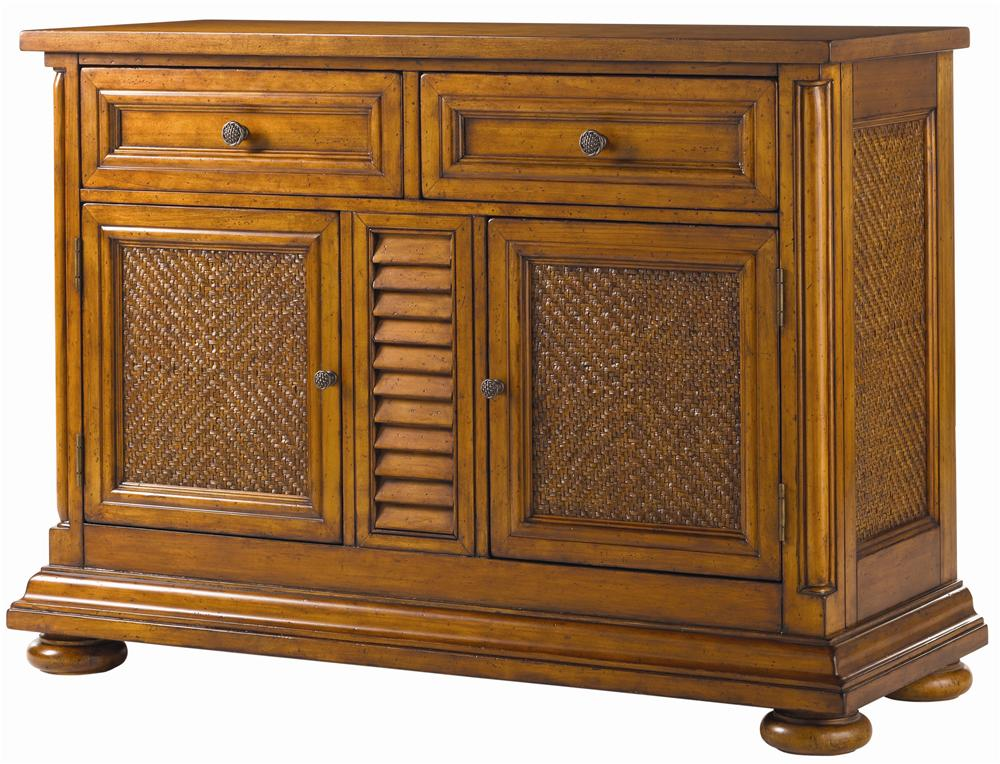 Island Estate Antigua Server by Tommy Bahama Home at Baer's Furniture