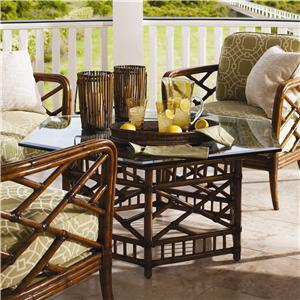 Tommy Bahama Home Island Estate  Key Largo Cocktail Table