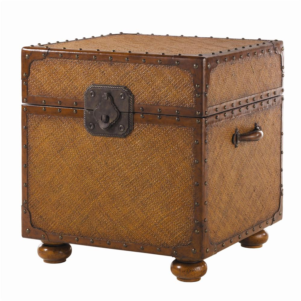 Island Estate East Cove Trunk by Tommy Bahama Home at Baer's Furniture