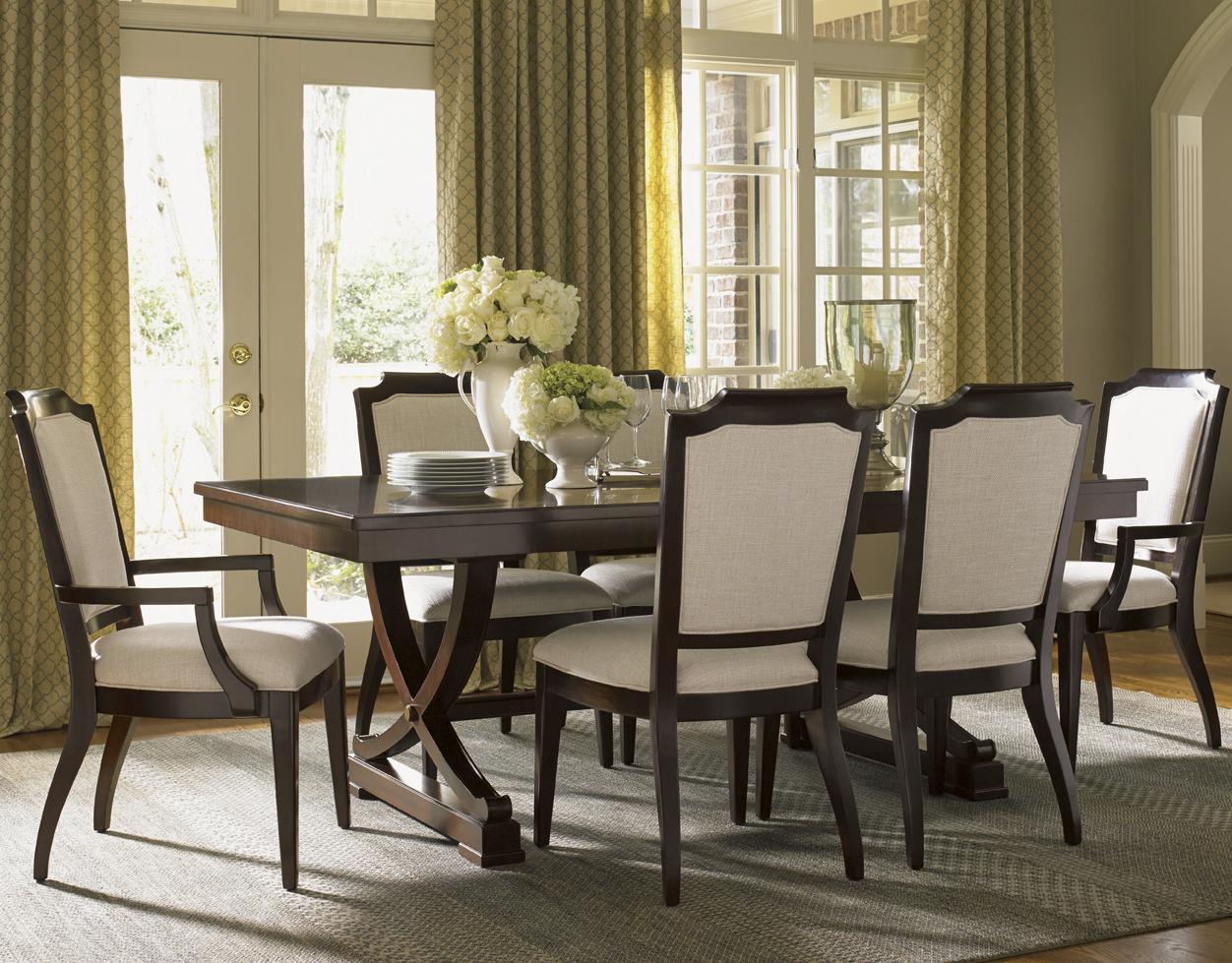 Kensington Place 7 Pc Dining Set by Lexington at Baer's Furniture