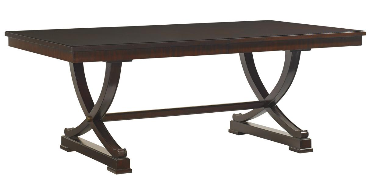 Kensington Place Westwood Rectangular Dining Table by Lexington at Johnny Janosik